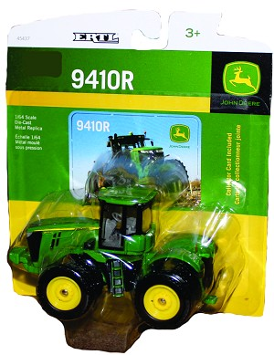 John Deere 1/64 Scale 9410R with Triples